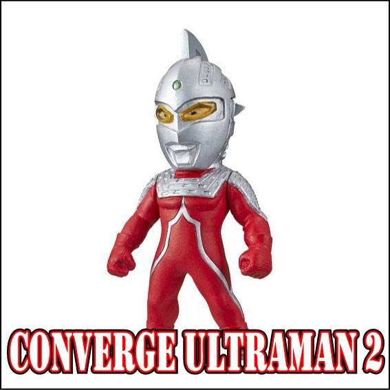 CONVERGE ULTRAMAN 2