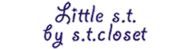 Little s.t. by s.t. closet