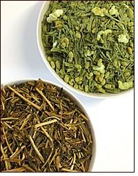 抹茶入玄米茶・ほうじ茶