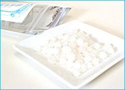 真っ白の金平糖