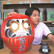 こんにちは。店長の阿久津長平です。