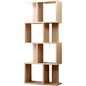 本棚 書棚 ディスプレイラック 4段 オープンラック|alberoshop|21