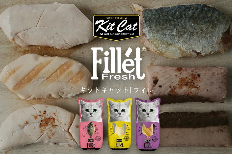 kitcat キットキャット フィレ