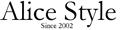 ALICE STYLE ロゴ