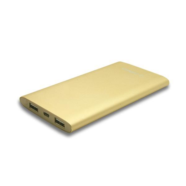 【送料無料】 モバイルバッテリー 大容量 10000mah USB-A 急速充電 iPhone iPad Android 安全 アルミ スマホ タブレット PSE おすすめ cellevo セレボ EP10000F allbuy 12