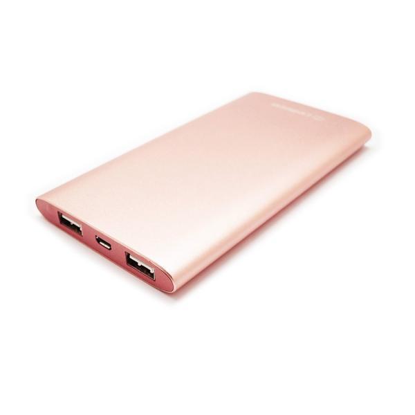【送料無料】 モバイルバッテリー 大容量 10000mah USB-A 急速充電 iPhone iPad Android 安全 アルミ スマホ タブレット PSE おすすめ cellevo セレボ EP10000F allbuy 13