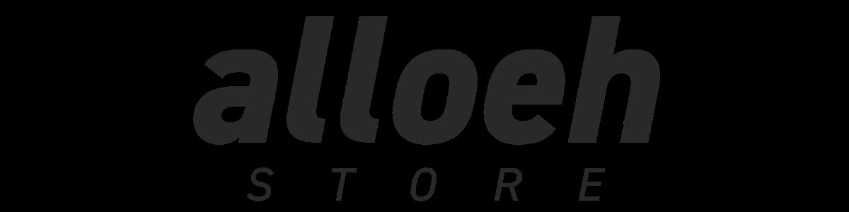alloeh STORE ロゴ