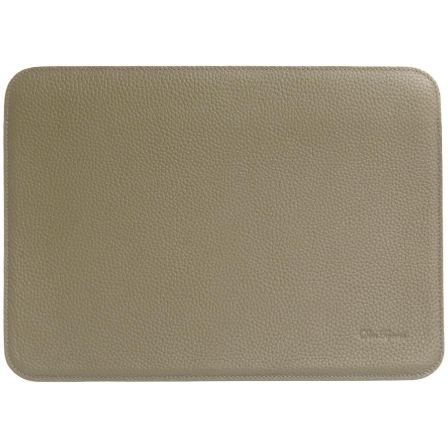 牛革 macbook pro 13 ケース ノートパソコン ケース 13.3 inch インナー ケース レザー カバー マウスパッド 送料無料|allrightleather|16