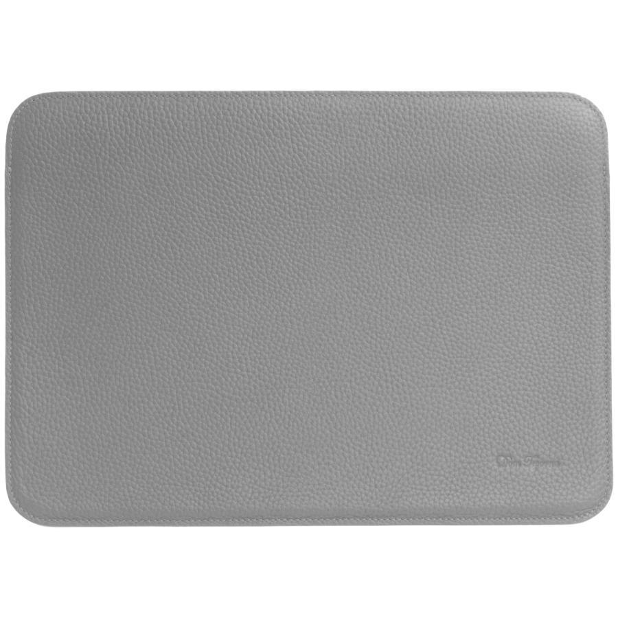牛革 macbook pro 13 ケース ノートパソコン ケース 13.3 inch インナー ケース レザー カバー マウスパッド 送料無料|allrightleather|14