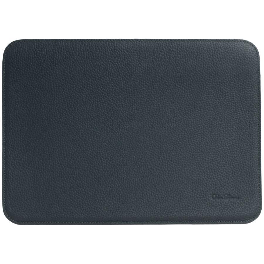 牛革 macbook pro 13 ケース ノートパソコン ケース 13.3 inch インナー ケース レザー カバー マウスパッド 送料無料|allrightleather|15