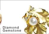 ダイヤモンド・宝石ピアス一覧