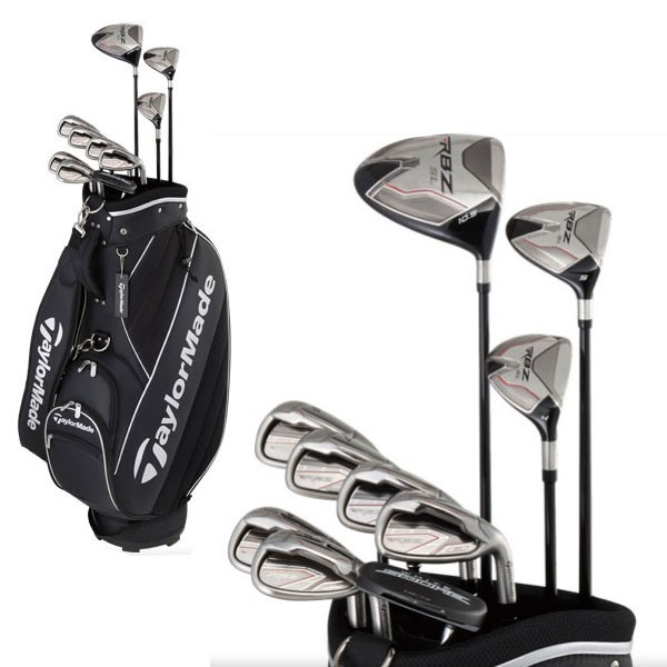 Golf-Artikel Regular Shaft RocketBallz TaylorMade Irons 5-SW RocketBallz SL Steel Golfschläger