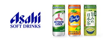 メーカーカテゴリ アサヒ飲料