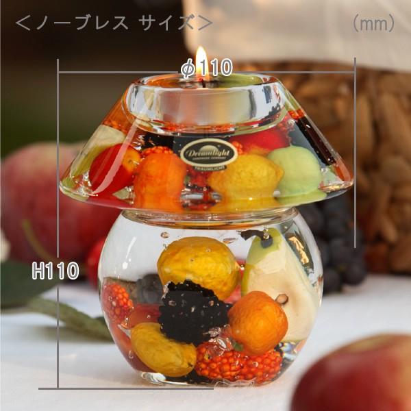 ハッピーフルーツ CDD5382 ノーブレスのサイズ