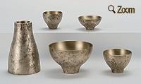 五具足 メタル 鋳物仏具 現代仏壇 送料無料ALTAアルタ