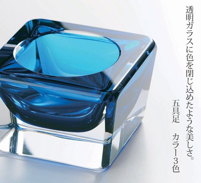 五具足 色ガラス仏具 匠の技 現代仏壇 送料無料ALTAアルタ