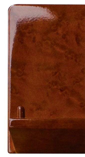 過去帳台 天然木 バーズアイメープル 見台 日本製 国産 徳島県生産 シンプル デザイン 当店オリジナル 仏具 クラフト 職人 モダン仏具 仏壇 家具調仏壇 送料無料 ALTAR アルタ