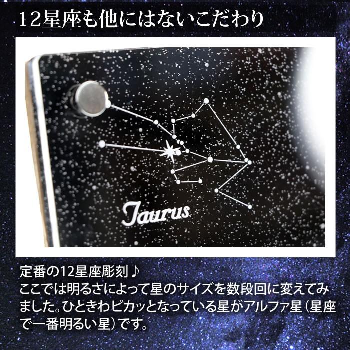 星座フォトフレームきらきら星4