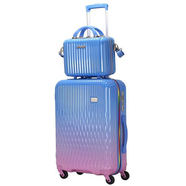 スーツケース Mサイズ キャリーバッグ キャリーケース ミニトランク付 レディース ショルダーバッグ 1年保証付 シフレ ルナルクス LUNALUX LUN2116 55cm|amakusakaban|21