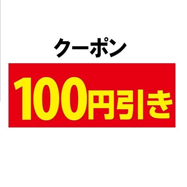 3240円以上で100円引き