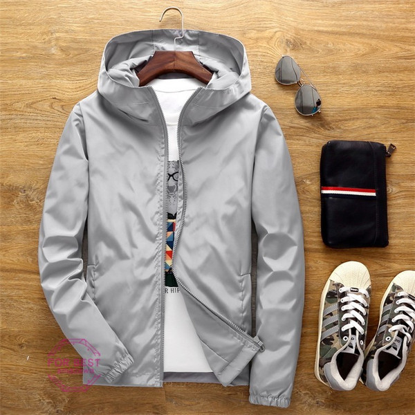 ウィンドブレーカー メンズ ジップアップパーカー ジャケット UVカット 大きいサイズ おしゃれ ブルゾン 撥水 防風 新春 セール amazawa 19