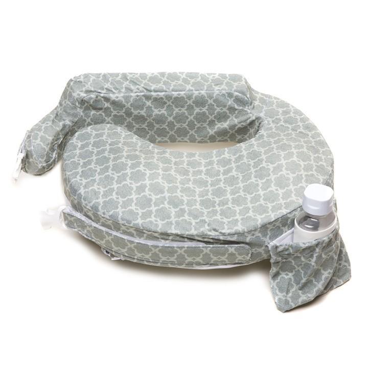 授乳クッション 「赤ちゃんの為に考えられた」 産院で推奨されている 授乳用クッション マイブレストフレンド 洗える おすすめ 人気 プレゼント 出産祝い|amazing-green|28