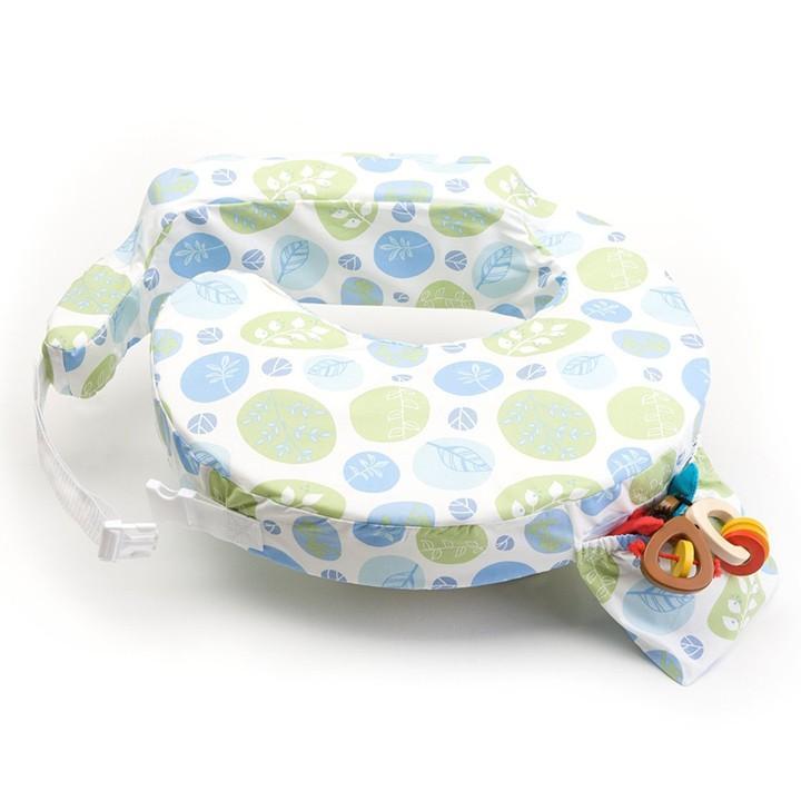 授乳クッション 「赤ちゃんの為に考えられた」 産院で推奨されている 授乳用クッション マイブレストフレンド 洗える おすすめ 人気 プレゼント 出産祝い|amazing-green|18