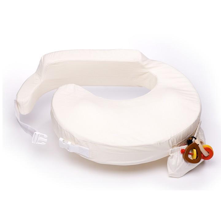 授乳クッション 「赤ちゃんの為に考えられた」 産院で推奨されている 授乳用クッション マイブレストフレンド 洗える おすすめ 人気 プレゼント 出産祝い|amazing-green|34