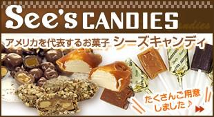 【あめりか堂】アメリカを代表するお菓子『シーズキャンディ』