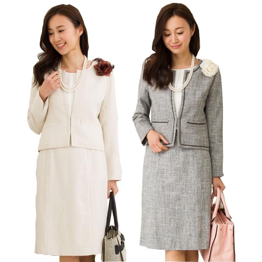 40 母親 式 代 スーツ 入学