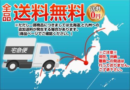 全品送料無料。※一部商品は北海道、沖縄・離島のみ送料がかかります。※商品は弊社もしくは、メーカー代理店より発送致します。