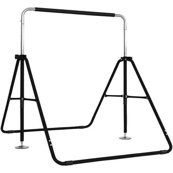 鉄棒 子供用鉄棒 折りたたみ式鉄棒 屋外室内使用可 てつぼう ぶら下がり 健康器|amj|24