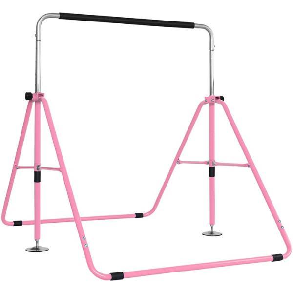 鉄棒 子供用鉄棒 折りたたみ式鉄棒 屋外室内使用可 てつぼう ぶら下がり 健康器|amj|22