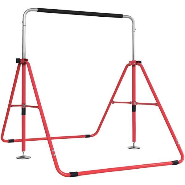 鉄棒 子供用鉄棒 折りたたみ式鉄棒 屋外室内使用可 てつぼう ぶら下がり 健康器|amj|25