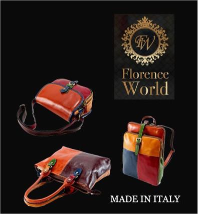 イタリア製革鞄フローレンスワールド