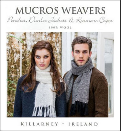 マクロス アイルランド製ウール製品
