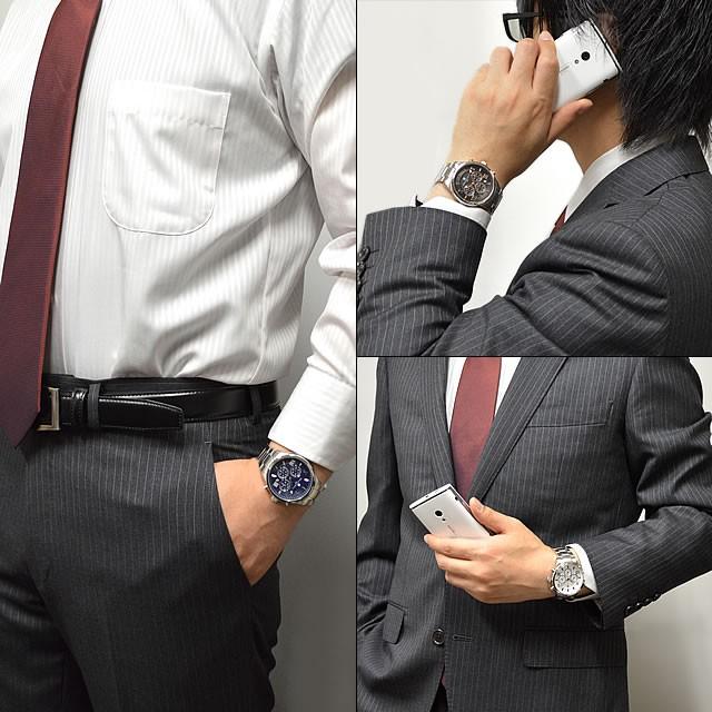 【腕時計ランキング上位ブランド】Salvatore Marra 腕時計 メンズ クロノグラフ搭載 メンズ腕時計 男性 紳士用 メンズウォッチ サルバトーレマーラ 腕時計 プレゼント・ギフト【腕時計】【新作モデル】クリスマス