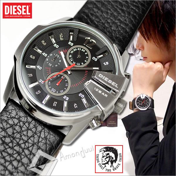ディーゼル DIESEL クロノグラフ腕時計 メンズ DZ4182