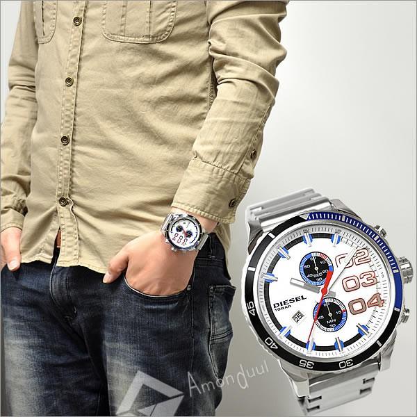 【送料無料】ディーゼル DIESEL 腕時計 メンズ DZ4326 クロノグラフ オールブラック メンズ腕時計 時計 男性用 ディーゼル/DIESEL 人気モデル レア【DIESEL】誕生日プレゼント・クリスマス