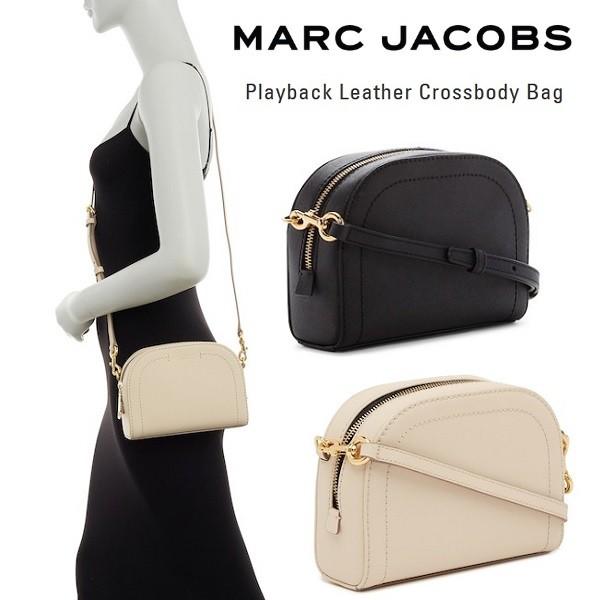 19ef1c0d0261 Marc Jacobs マークジェイコブス Playback クロスボディ バッグ ミニ ...
