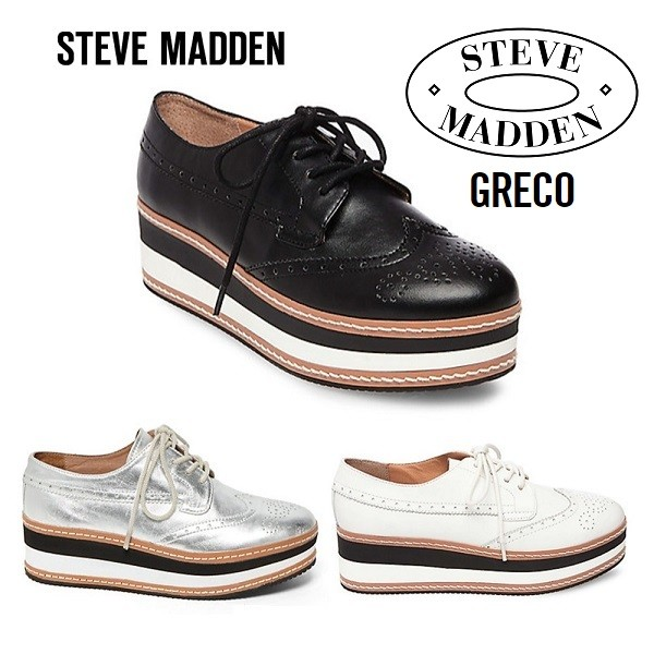 4181386e3ff Steve Madden Greco スティーブマデン 厚底 プラットフォーム ...