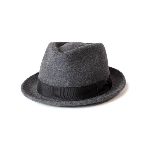 クーポン配布中 オリエント Orient フェルトハット 中折れハット M59cm L61cm XL63cm 大きいサイズ キングサイズ 帽子 メンズ レディース anagram 08