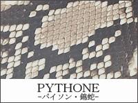 PYTHONE -錦蛇-