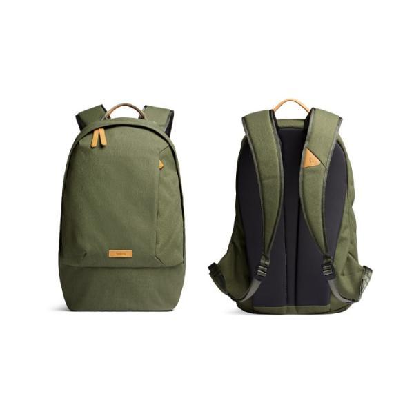 バックパック メンズ ビジネス PC ラップトップ 通勤 おしゃれ ブランド Bellroy Classic Backpack ベルロイ|anelanalu|17