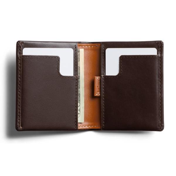 財布サイフさいふ カード専用財布 二つ折り メンズ財布 本革 薄い財布 小銭入れなし Bellroyベルロイ Slim Sleeve|anelanalu|17