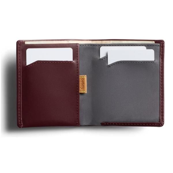財布サイフさいふ カード専用財布 二つ折り メンズ財布 本革 薄い財布 小銭入れなし Bellroyベルロイ Slim Sleeve|anelanalu|16
