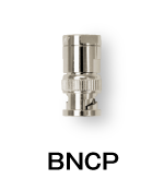 同軸ケーブル BNCPコネクタ