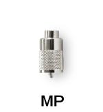 同軸ケーブル MPコネクタ