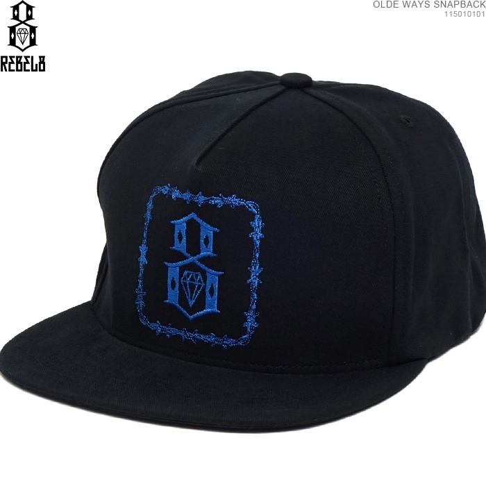 【REBEL8 レベルエイト】スナップバック/REBEL8 キャップ/rebel8 CAP