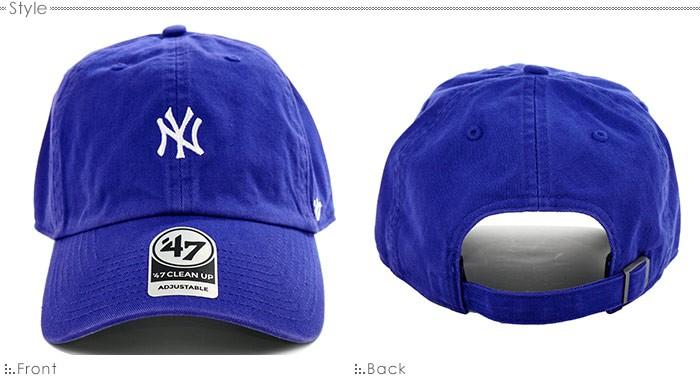 47 Brand ストラップバック/ヤンキース キャップ